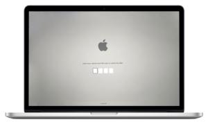 Mac-Fix specialist in verwijderen EFI lock