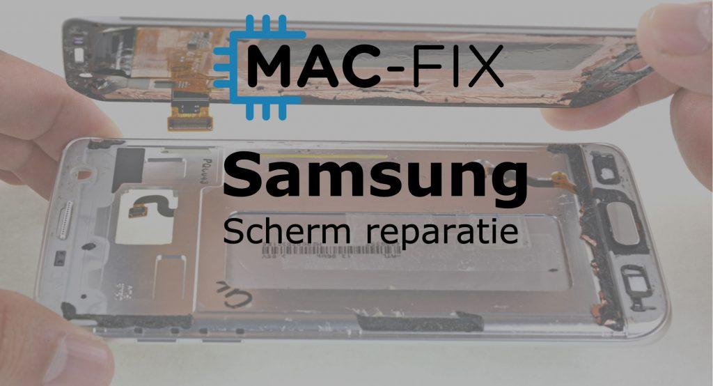 Samsung LCD reparatie