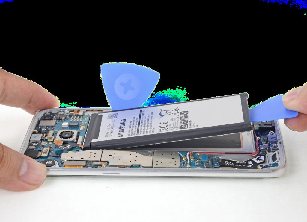 Samsung batterij vervangen