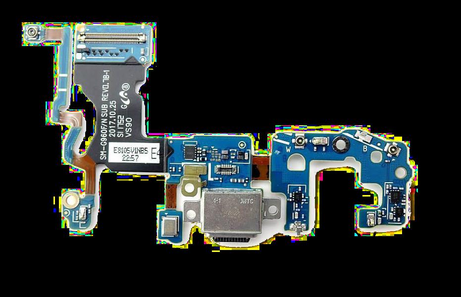 Samsung laad connector vervangen bij Mac-Fix.nl
