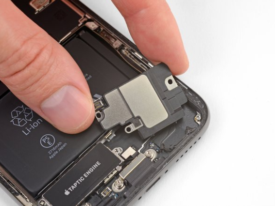 iPhone X reparatie speaker