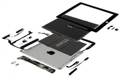 iPad reparatie mac-fix