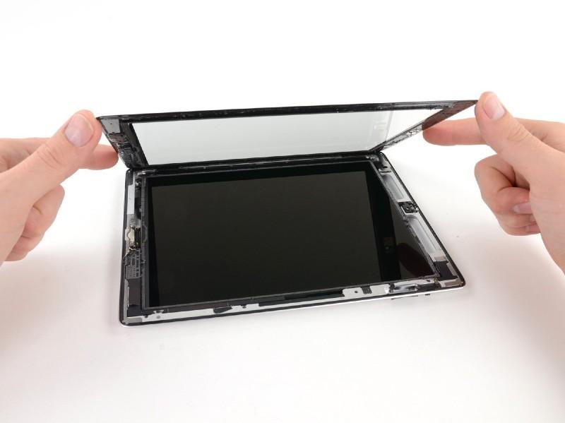 iPad scherm reparatie