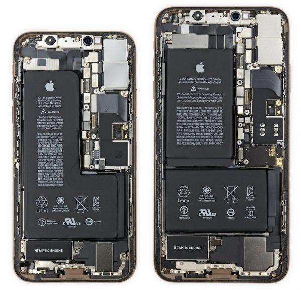 iphone XS Max batterij vervangen